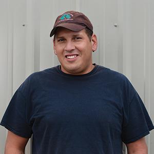 Enrique Warren <div>Landscape Specialist</div>