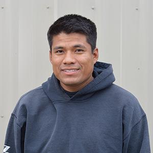 Javier Mendez <div>Lawn & Turf Specialist</div>