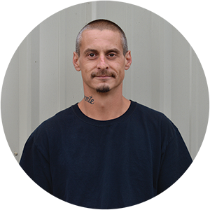 Kris Womack <div>Landscaper</div>